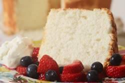 Angel Food Cake Recipe Amp Video Joyofbaking Com Video