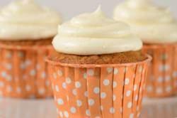 Carrot Cupcakes Recipe Video Joyofbaking Com Video Recipe