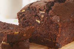 Chocolate Banana Bread Recipe & Video