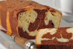 Chocolate Marble Bread Tested Recipe