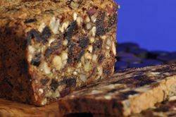 Dried Fruit Amp Nut Loaf Recipe Joyofbaking Com