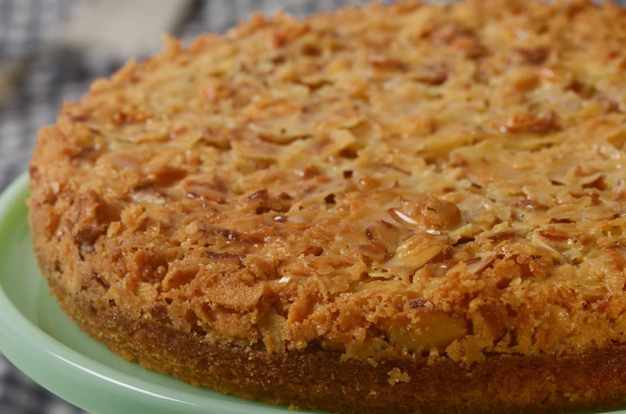 Almond Cake Joyofbaking Com Video Recipe