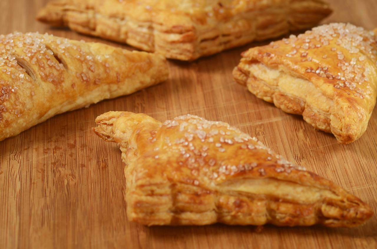 Apple Turnovers Recipe \u0026 Video