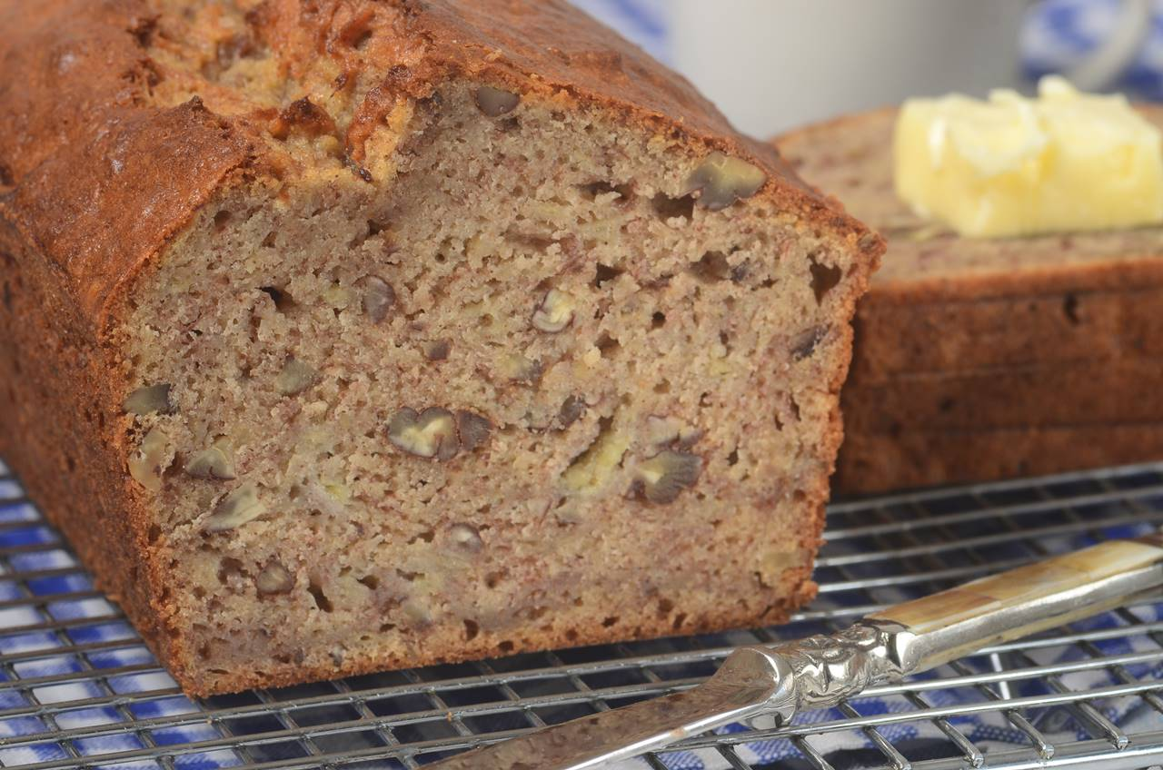 Banana Bread Recipe Joy Of Baking