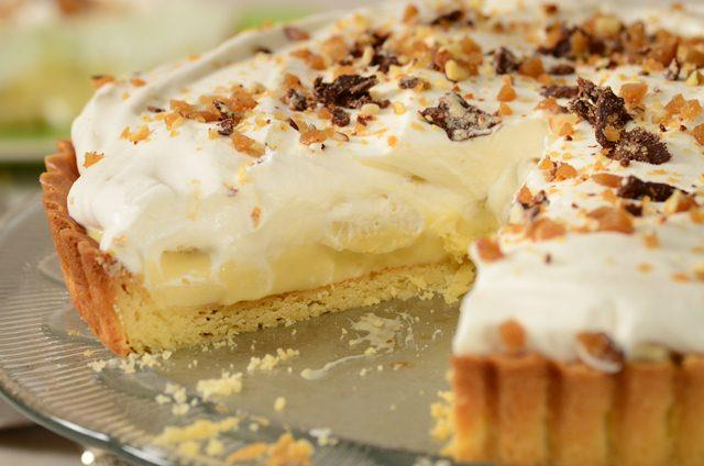 Banana Cake Recipe With Oil Joy Of Baking: Banana Cream Pie Recipe & Video