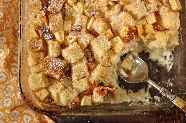Bread Pudding Recipe Video