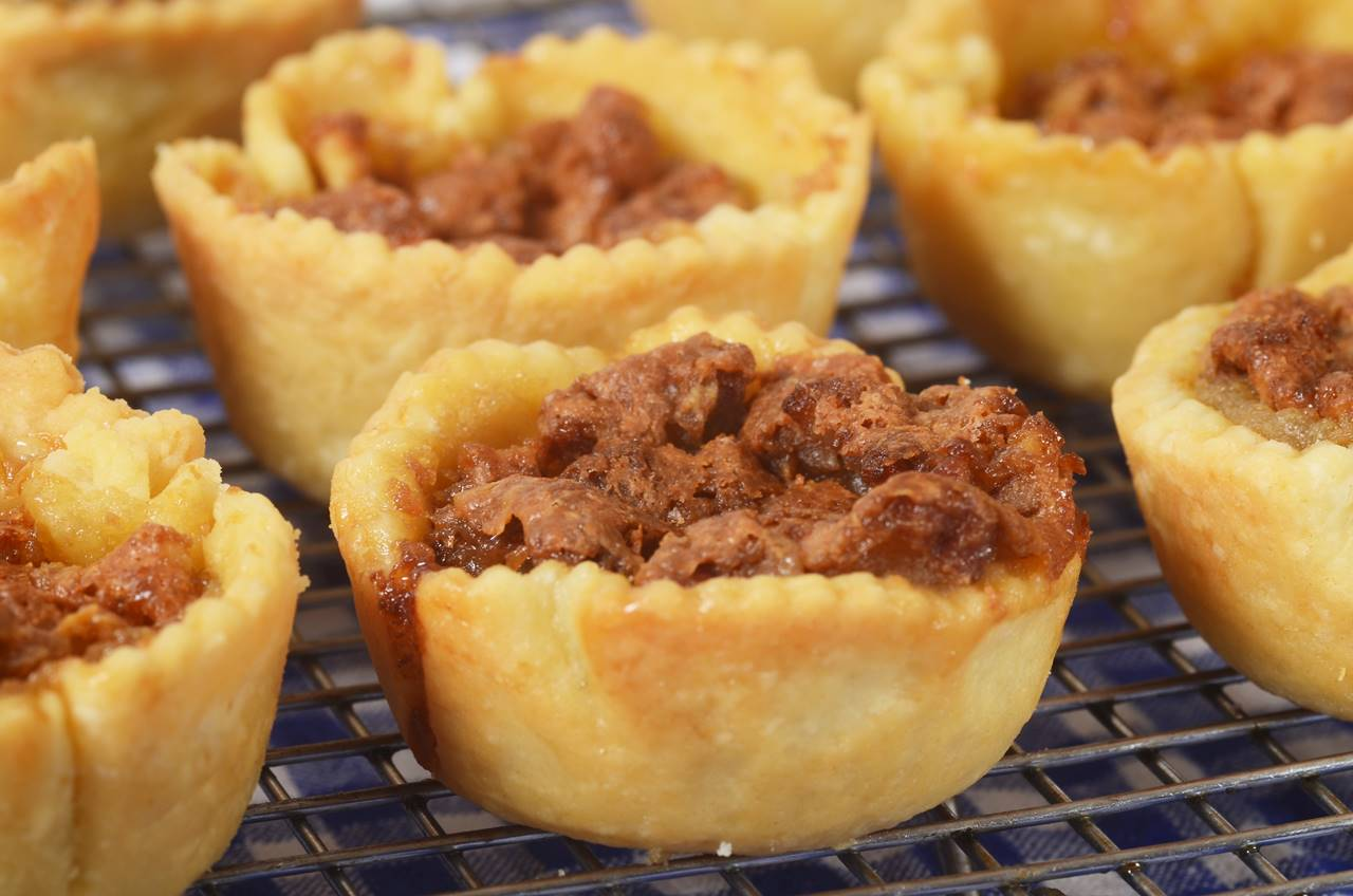 Butter Tarts Recipe Amp Video Joyofbaking Com Video Recipe