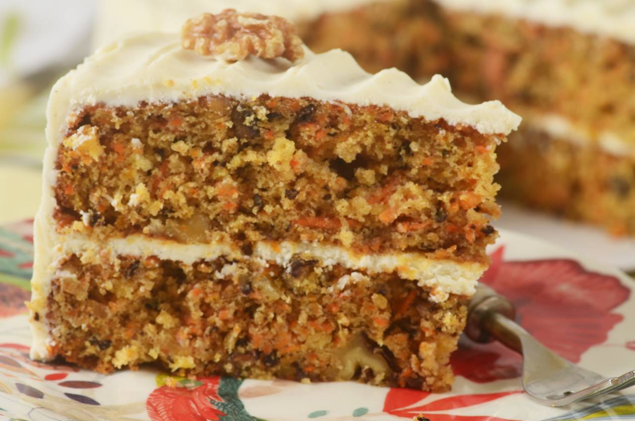 Carrot Cake Joyofbaking Com Video Recipe