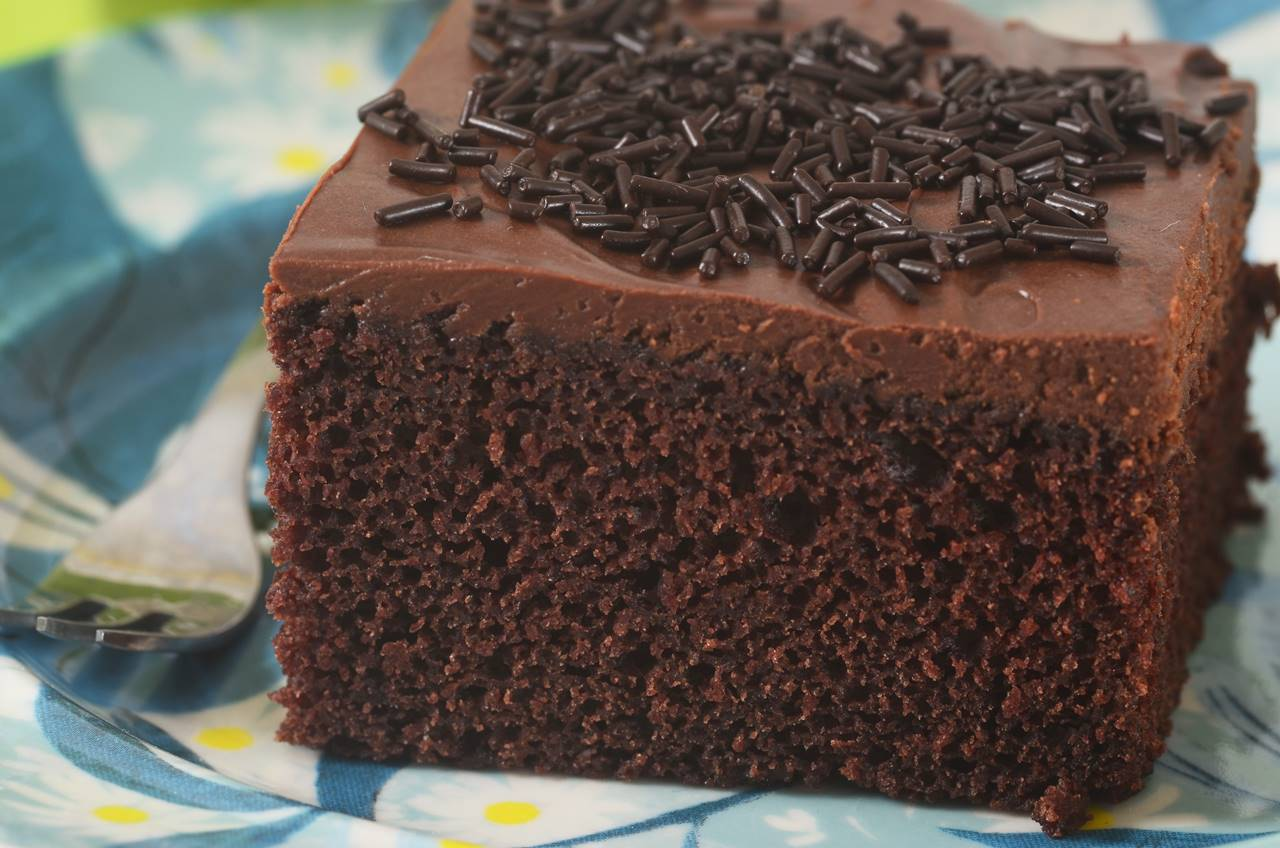 Chocolate Cake Recipe Amp Video Joyofbaking Com Video Recipe