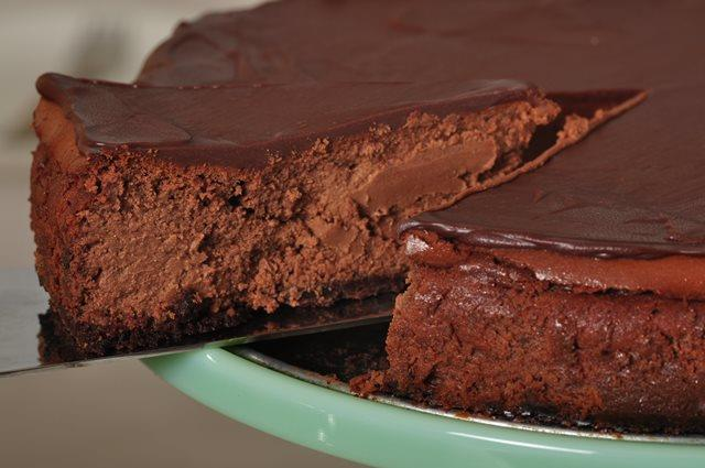 Chocolate Mousse Cake Recipe Joy Of Baking