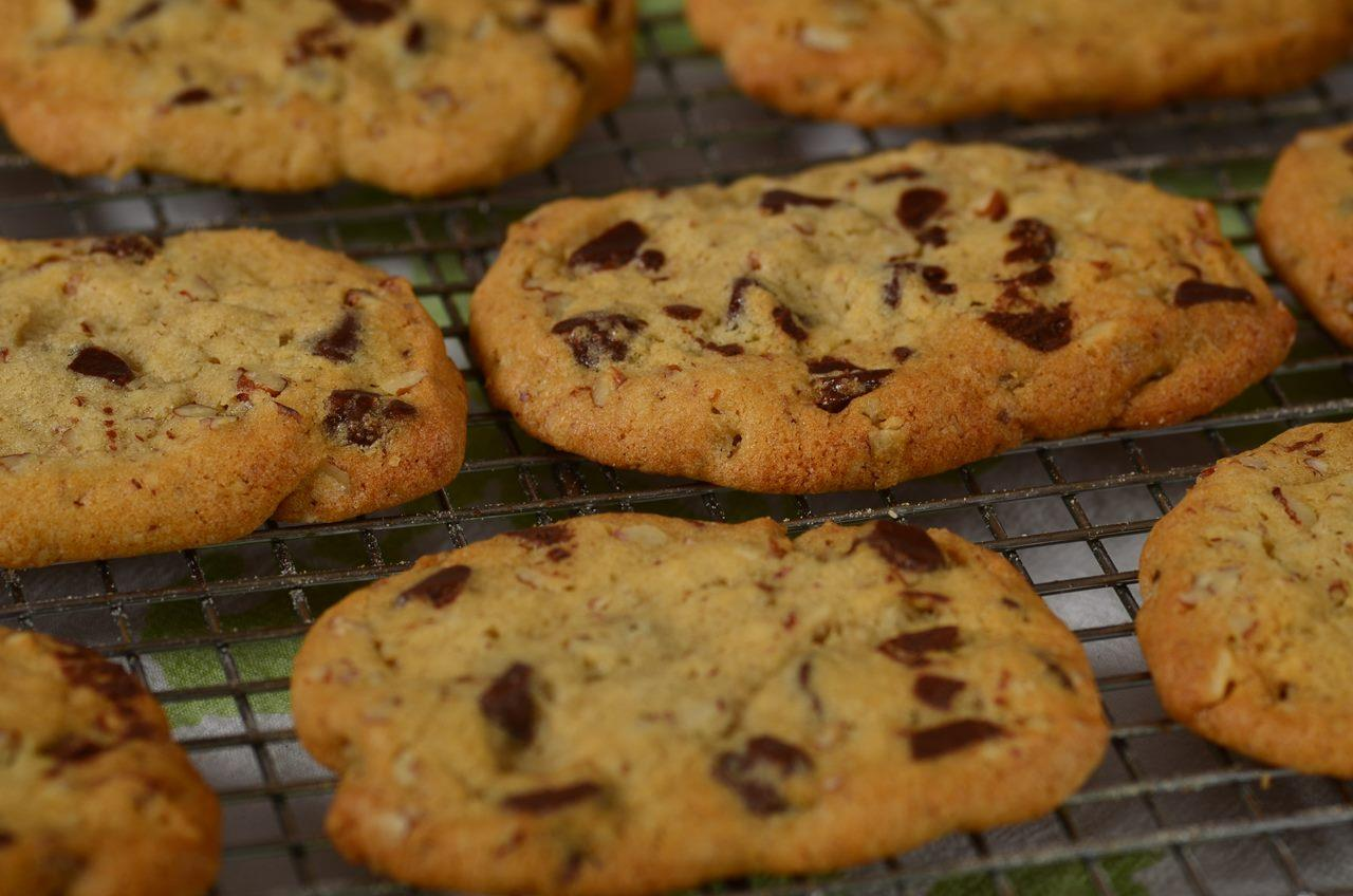 Chocolate Chip Refrigerator Cookies