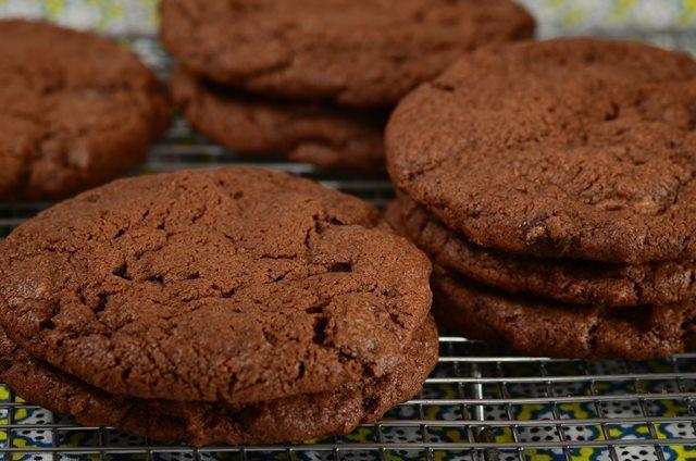 Chocolate Chocolate Chip Cookies Recipe Video