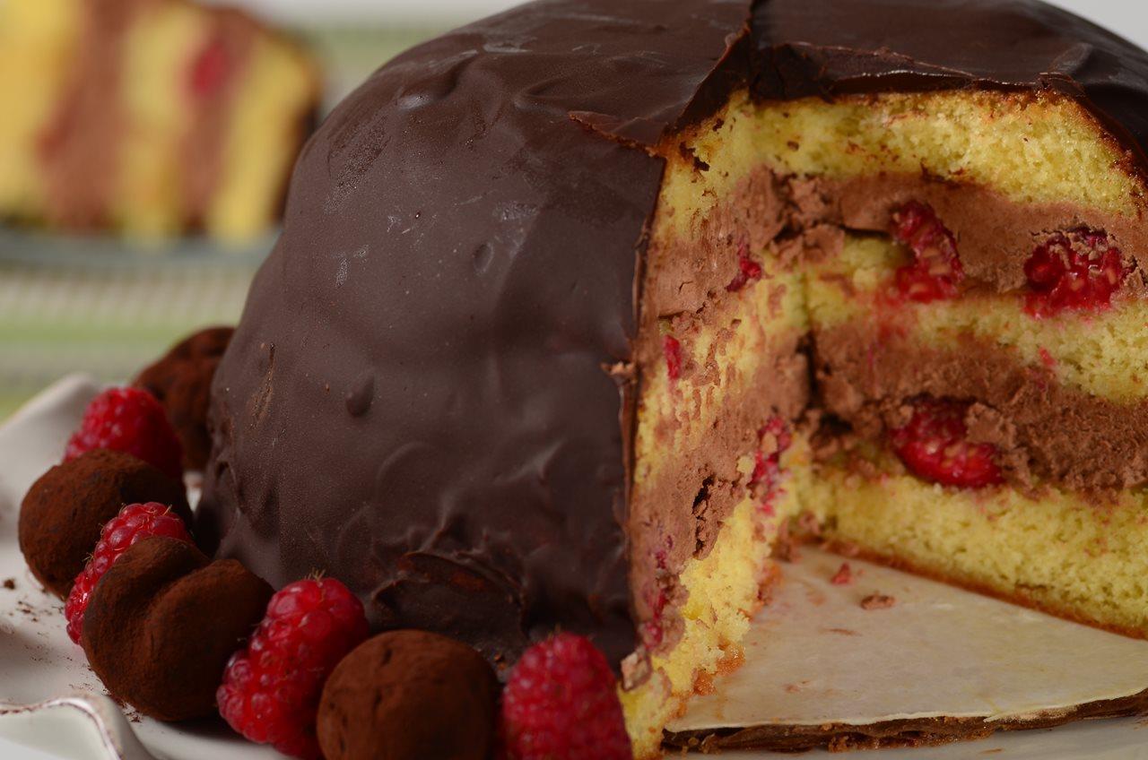 Chocolate Dome Cake Joyofbaking Com Video Recipe