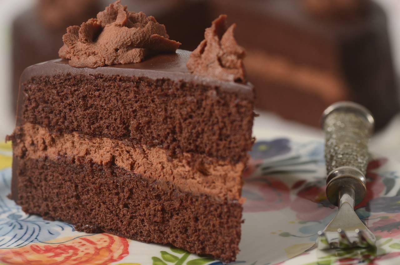 Chocolate Genoise Joyofbaking Com Video Recipe