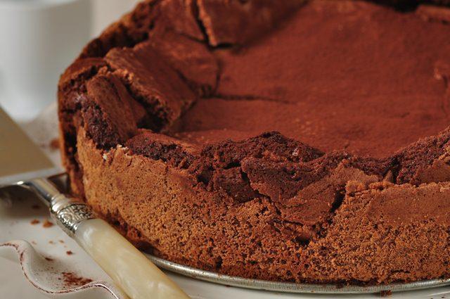 Chocolate Cake Recipe Joy Of Baking: Chocolate Torte Recipe & Video