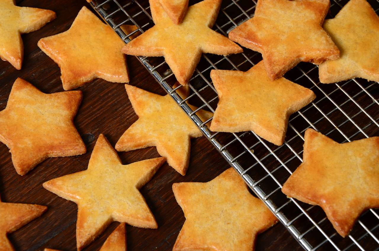 Cinnamon Butter Cookies Recipe Video