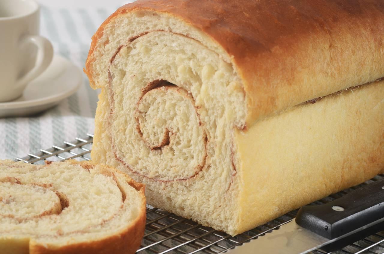 Cinnamon Swirl Bread Joyofbaking Com Video Recipe