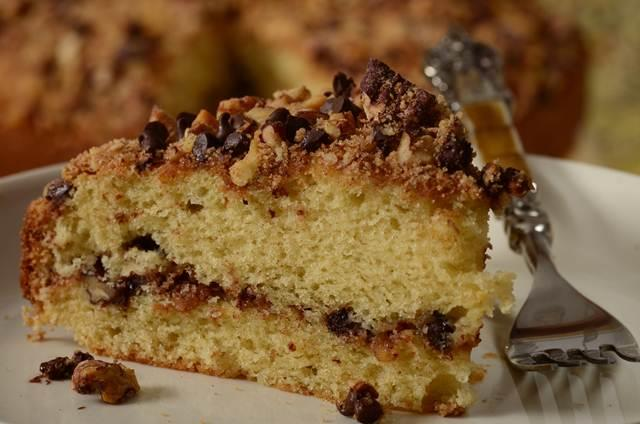 Coffee Cake Recipe Video Joyofbaking Com Video Recipe