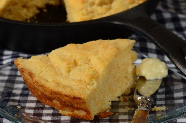 Cornbread Recipe Amp Video Joyofbaking Com Video Recipe