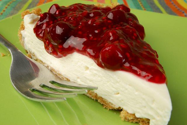 Cranberry Cream Cheese Tart Joyofbaking Com Video Recipe