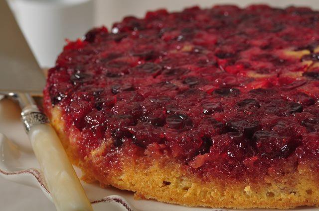 Клюквенные пироги в мультиварке рецепты с