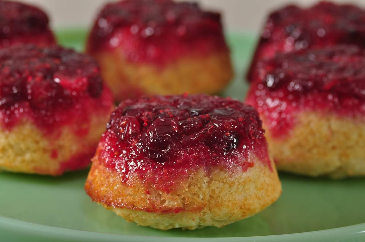 Cranberry Upside Down Cake Joy Of Baking