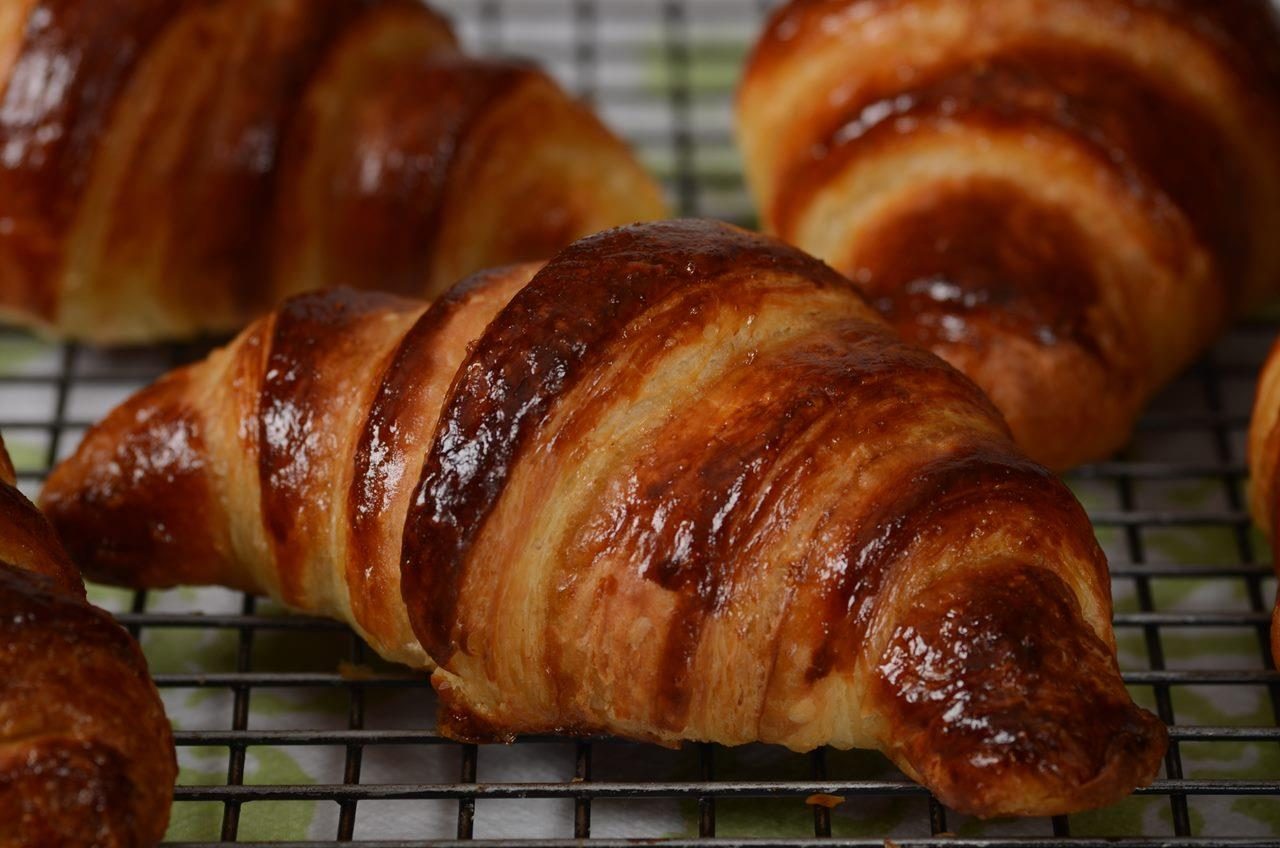 Homemade Croissants Joyofbaking Com Video Recipe