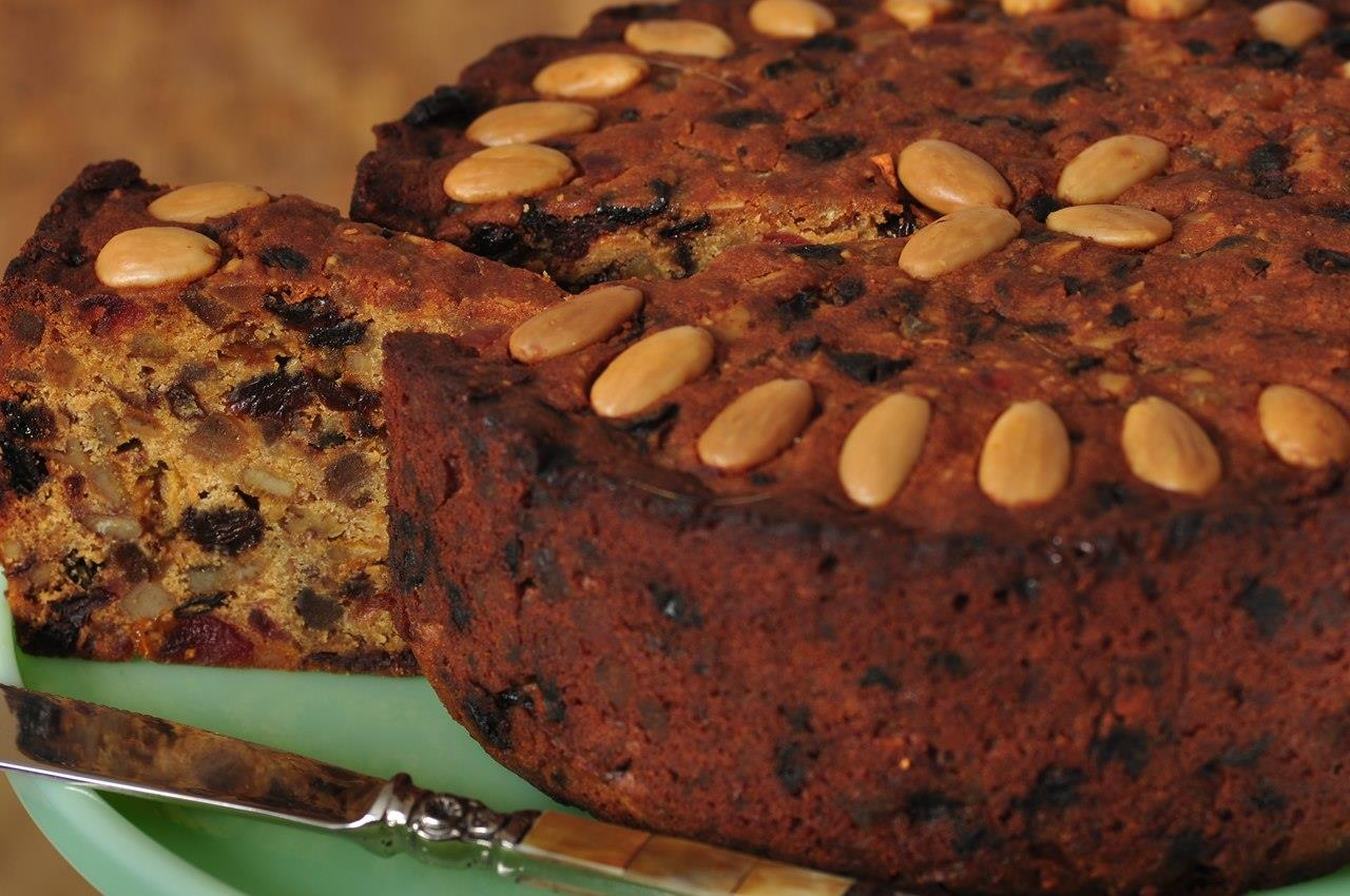 American Fruitcake Vs British Fruit Cake