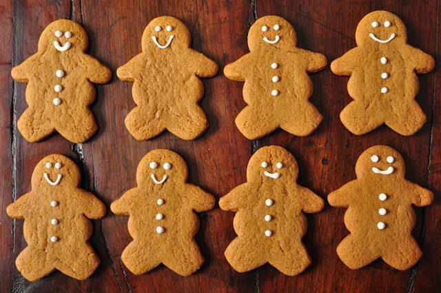 Gingerbread Men Recipe Video