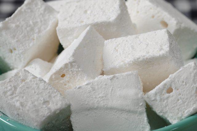 Homemade Marshmallows Recipe Joyofbaking Com