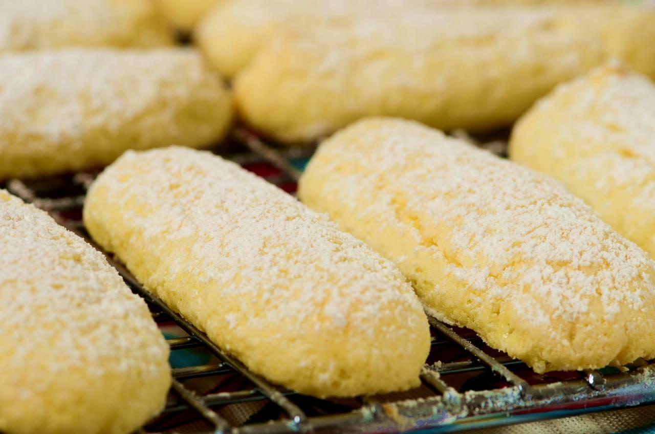 Sponge Finger Cake Recipe