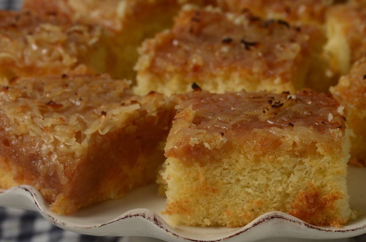 Lazy Daisy Cake Recipe & Video