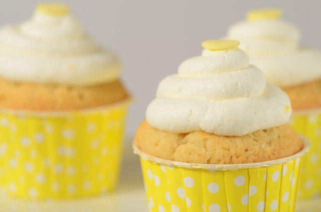 Eggless Vanilla Cake Recipe Joy Of Baking: Lemon Cupcakes Recipe & Video