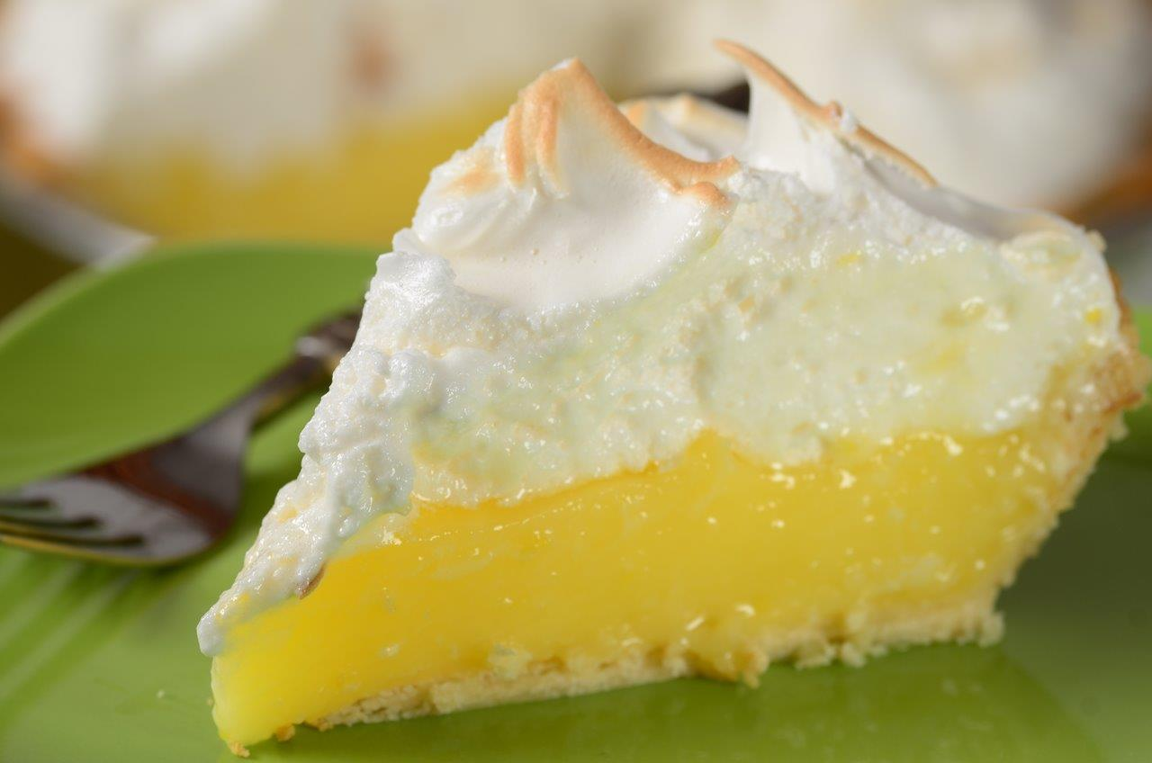 Lemon Pie Filling Cake Dessert