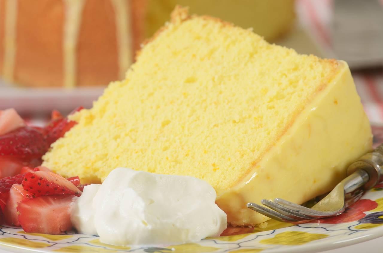 Orange Chiffon Cake Joyofbaking Com Video Recipe