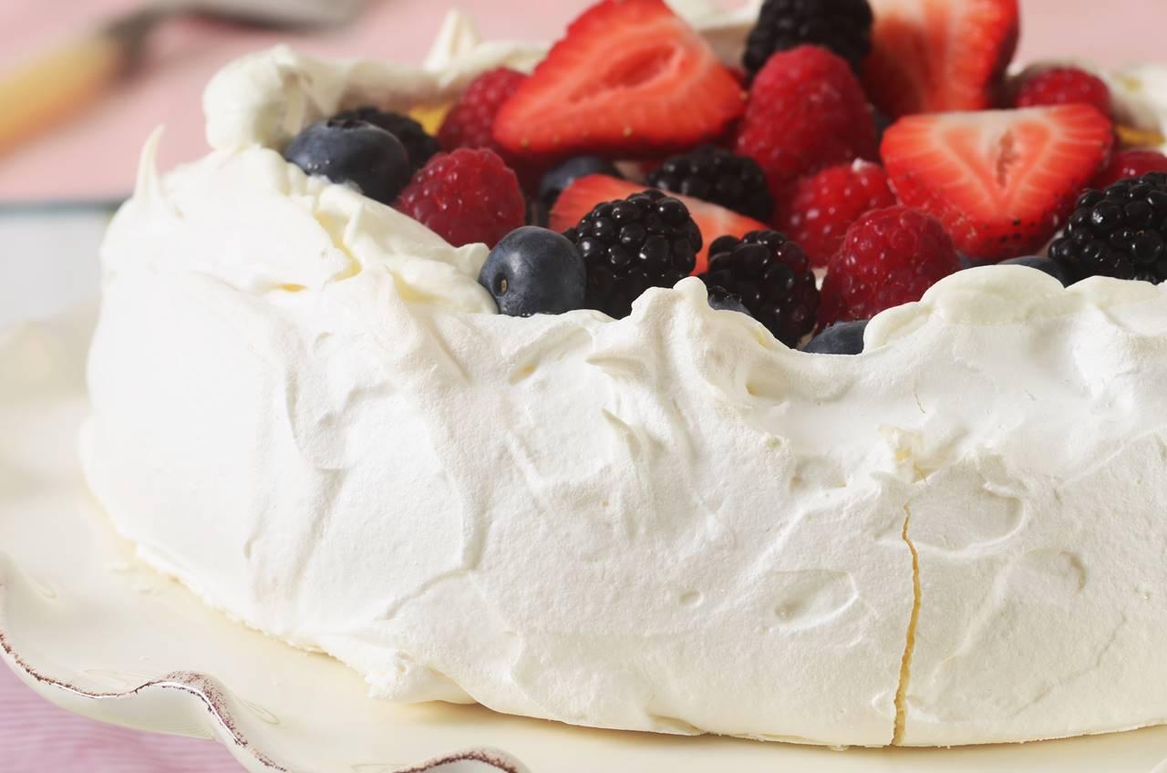 Resep Fruit Cake Pudding