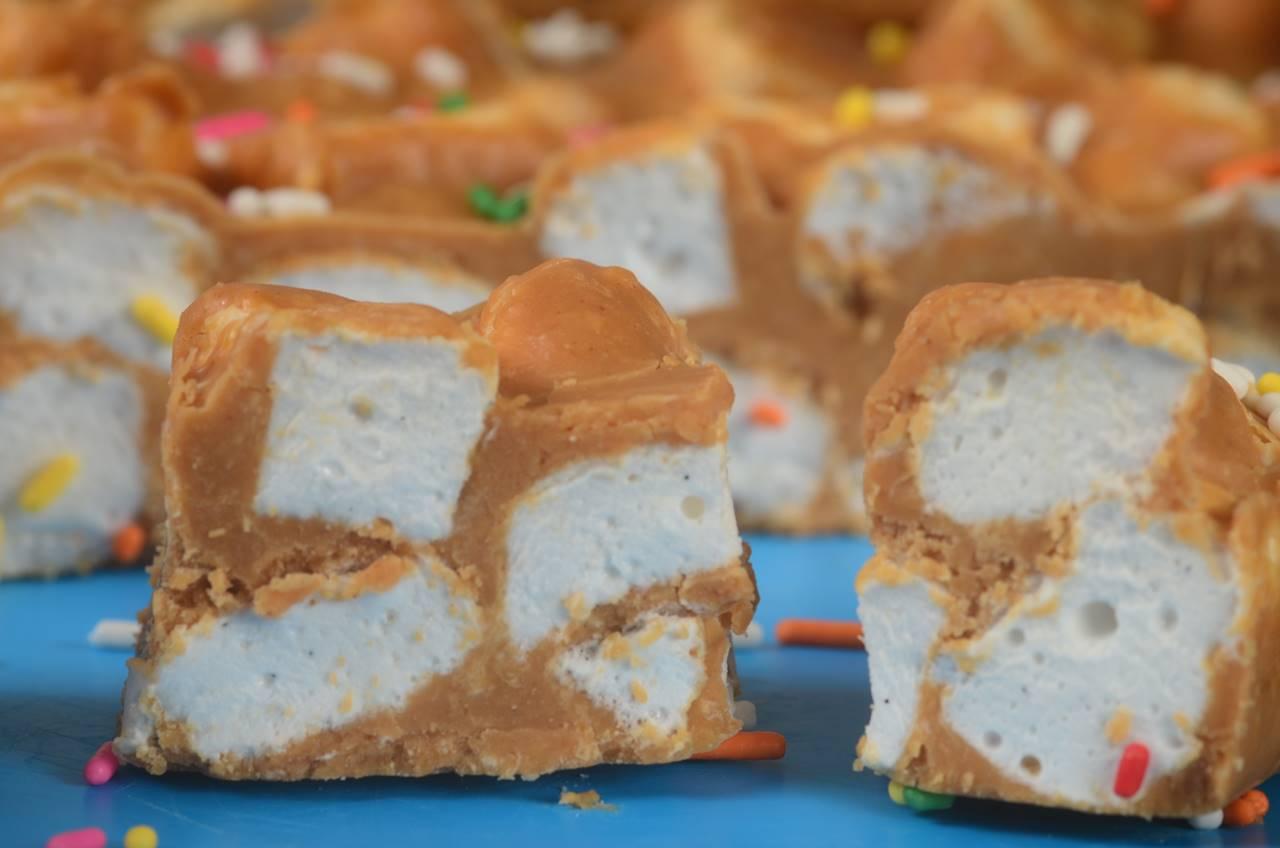 Butterscotch Cake Recipe Joy Of Baking: Peanut Butter Marshmallow Bars