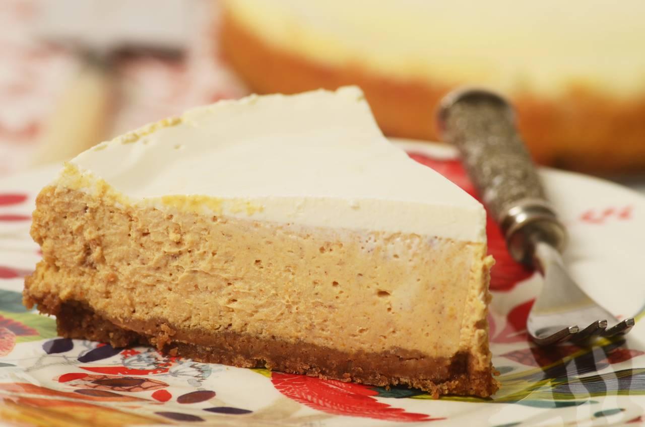 Pumpkin Cheesecake Recipe Video Recipe