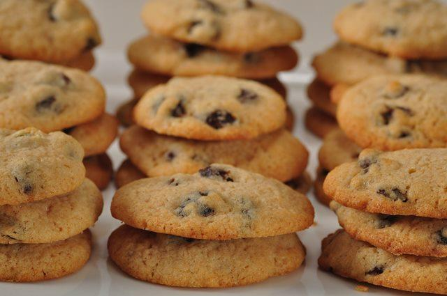 Raisin Cookies Recipe - Joyofbaking.com *Video Recipe*
