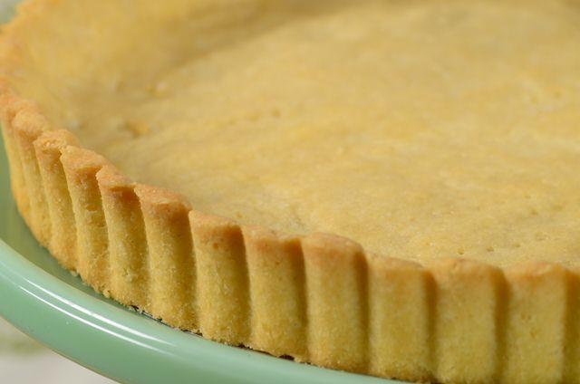 Sweet Pastry Crust Recipe - Joyofbaking.com *Video Recipe*