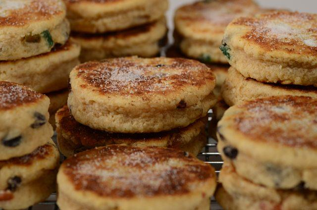 Welsh Cakes Recipe Amp Video Joyofbaking Com Video Recipe