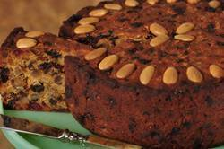 Fruit cake recipe video
