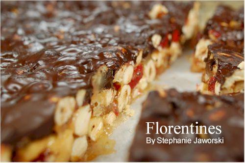 Florentines Recipe - Joyofbaking.com *Tested Recipe*
