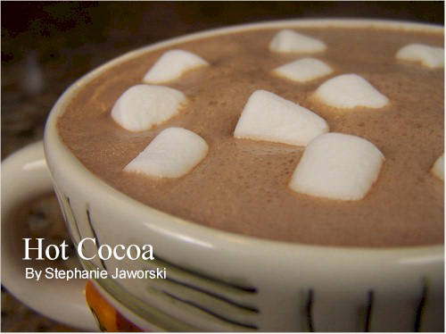 How To Make Hot Chocolate Drink With Cocoa Powder