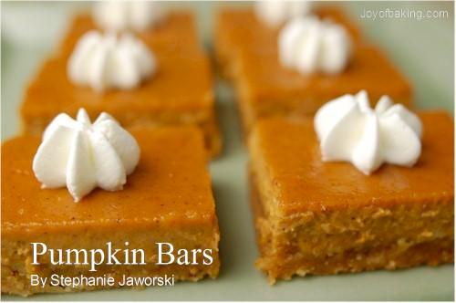Pumpkin Cake Joy Of Baking