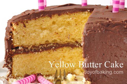 butter cake receipes: video