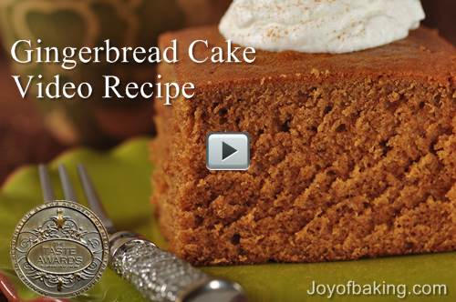 Sprinkle Cake Recipe Joy Of Baking: Gingerbread