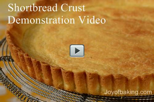 Shortbread crust recipe & Video – Joyofbaking.com | recipes17