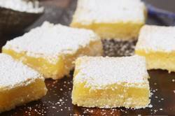 Lemon Bars Recipe & Video
