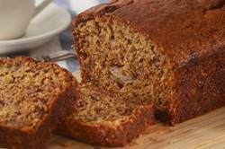 Low-Fat Banana Bread Recipe & Video